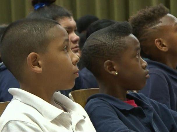 WATCH:  Three boys refuse a bribe, help cops stop a serial burglar