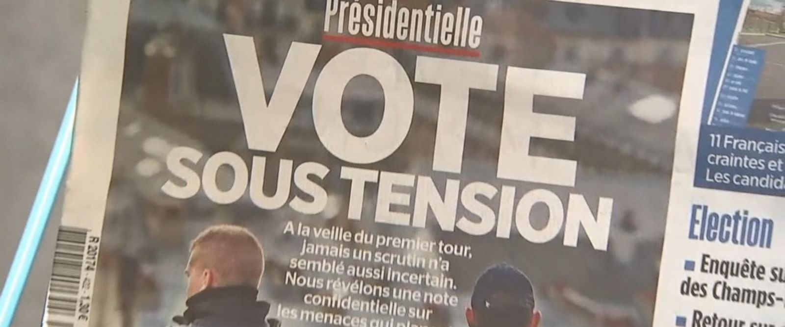 VIDEO: What's at stake in the French presidential election