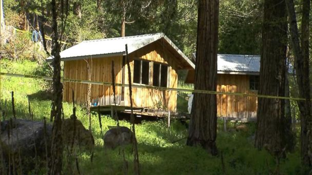 VIDEO: A look inside the cabin where missing Tennessee teen was found