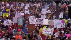 VIDEO: Thousands march around the world expressing support for science