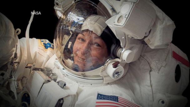VIDEO: Commander of international space station set to break a big record