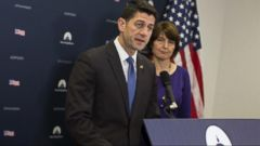 VIDEO: House speaker Paul Ryan says a new healthcare bill is gaining support
