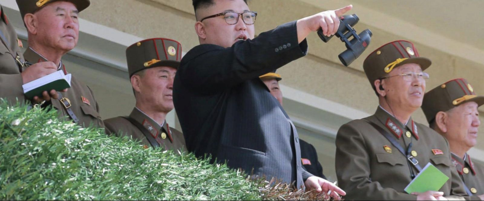 VIDEO: North Korea's latest failed missile launch attempt