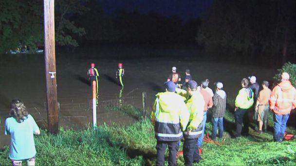 VIDEO: Two children swept away in Arkansas
