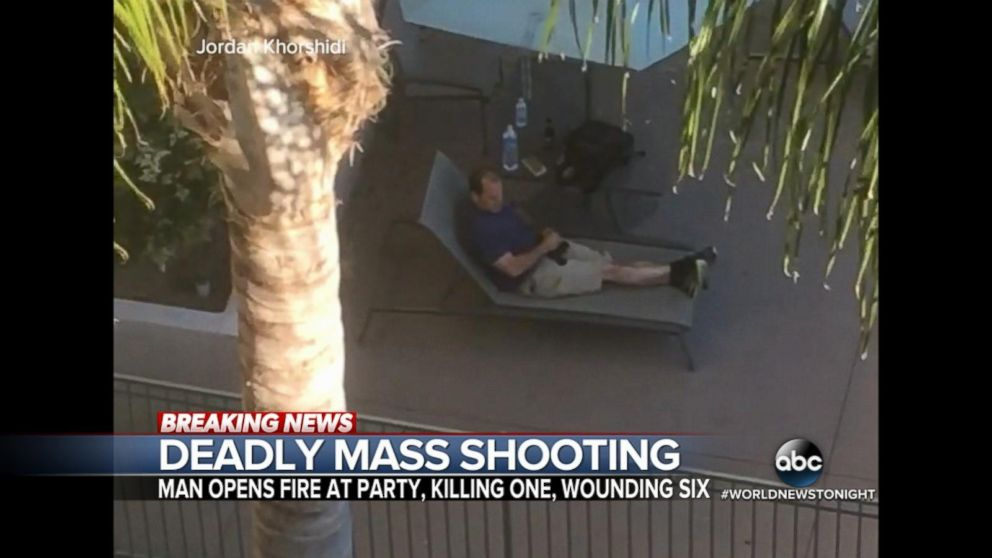 Deadly Pool Party Shooting Leaves 1 Dead Video