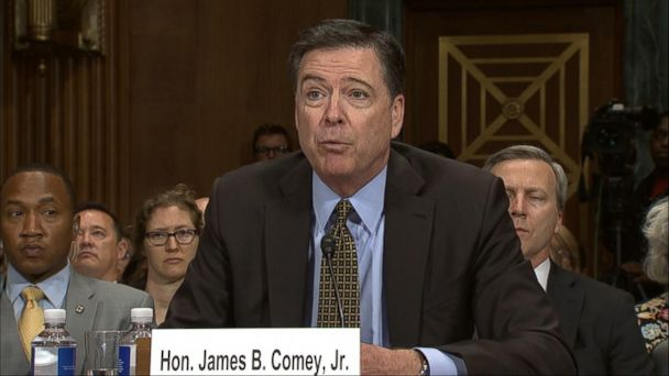 VIDEO: FBI Director James Comey testifies about Clinton emails on Capitol Hill