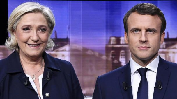 VIDEO: Frantic final hours in France before presidential election