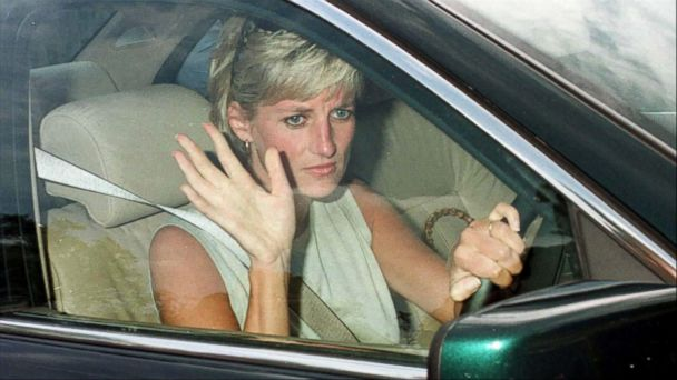 VIDEO: Looking back on Princess Diana's final hours