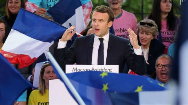 VIDEO: French presidential election hack