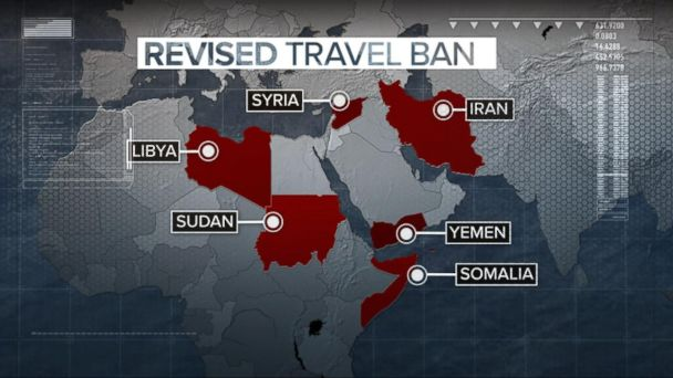 VIDEO: Trump administration defends the travel ban, saying barring Muslims is not what it intends to do