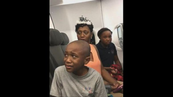 VIDEO: New Jersey family of four kicked off a Jet Blue flight to Las Vegas