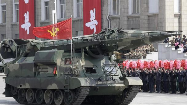 VIDEO: North Korea's latest missile launch a success