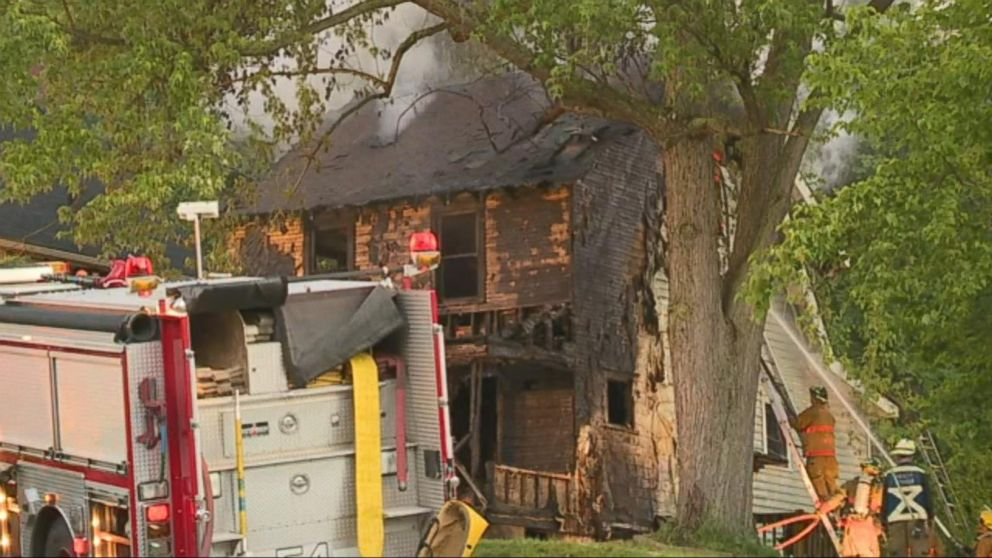 VIDEO: 7 family members are killed when their home goes up in flames