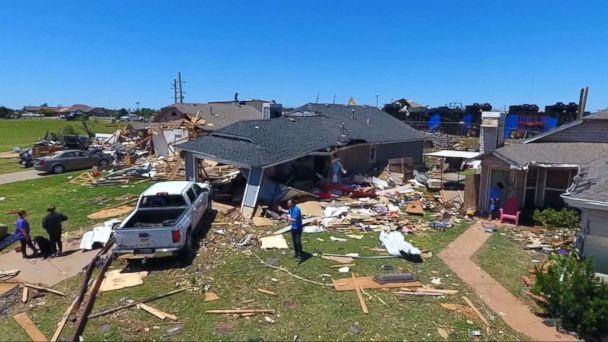 VIDEO: Deadly tornados hit the heartland
