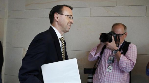 VIDEO: Deputy attorney general made decision that a special counsel is needed