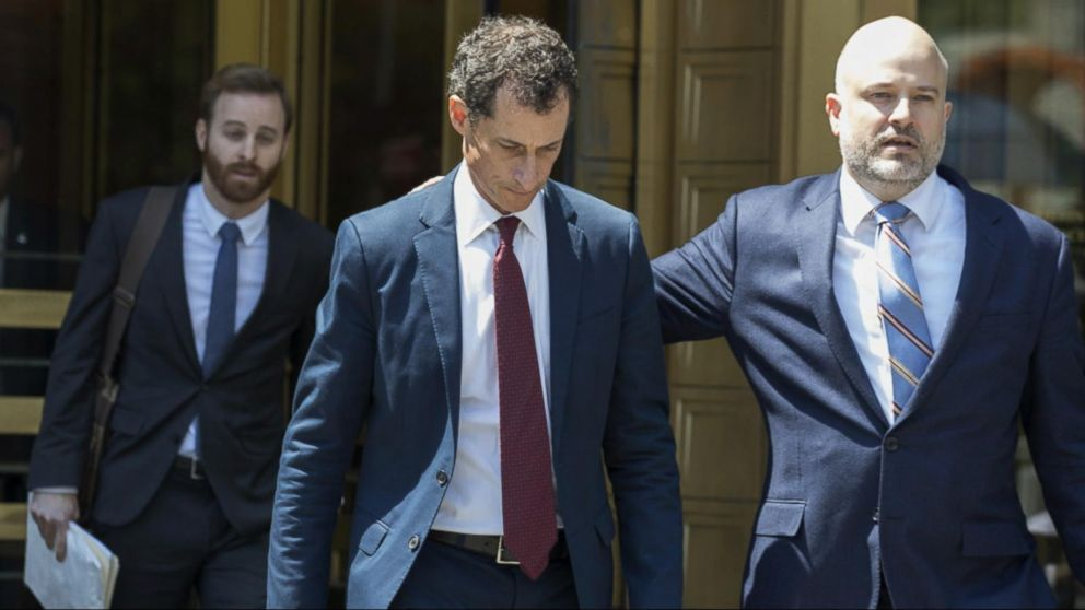 VIDEO: Anthony Weiner pleads guilty to federal obscenity charge