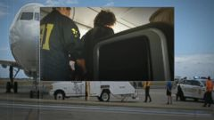 VIDEO: Man who acted erratically on Honolulu flight went through screening twice
