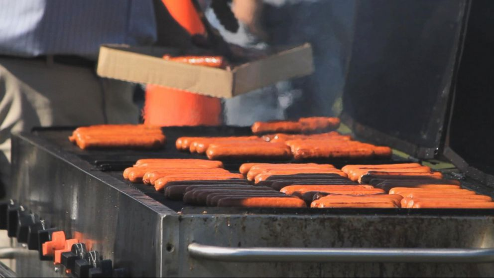 VIDEO: More than 200,000 pounds of Nathan's and Curtis brand hot dogs are being recalled