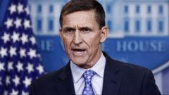 VIDEO: Retired General Flynns refusal to testify