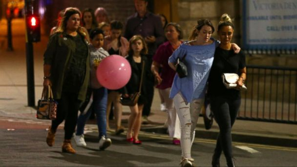 VIDEO: UK raises threat level to critical after concert terror attack