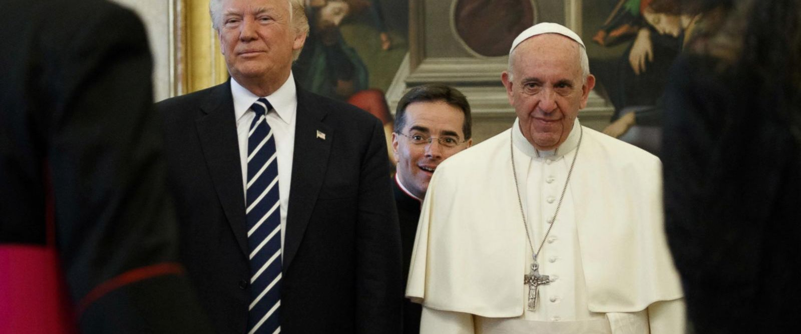 VIDEO: Pope Francis urges Trump to fight climate change