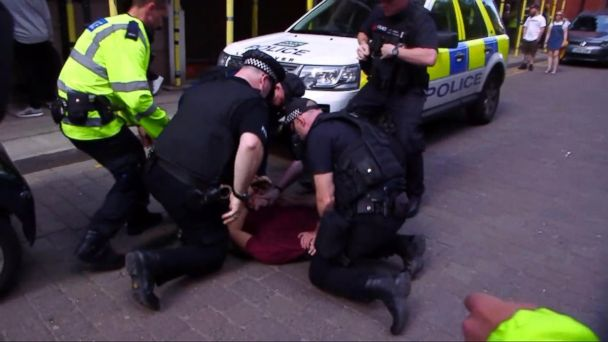 VIDEO: 7 people under arrest in connection to Manchester attack