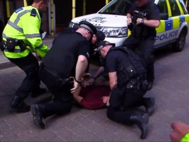WATCH:  7 people under arrest in connection to Manchester attack