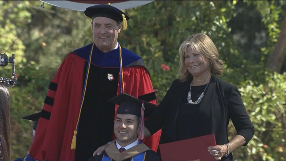 VIDEO: Mother receives surprise diploma