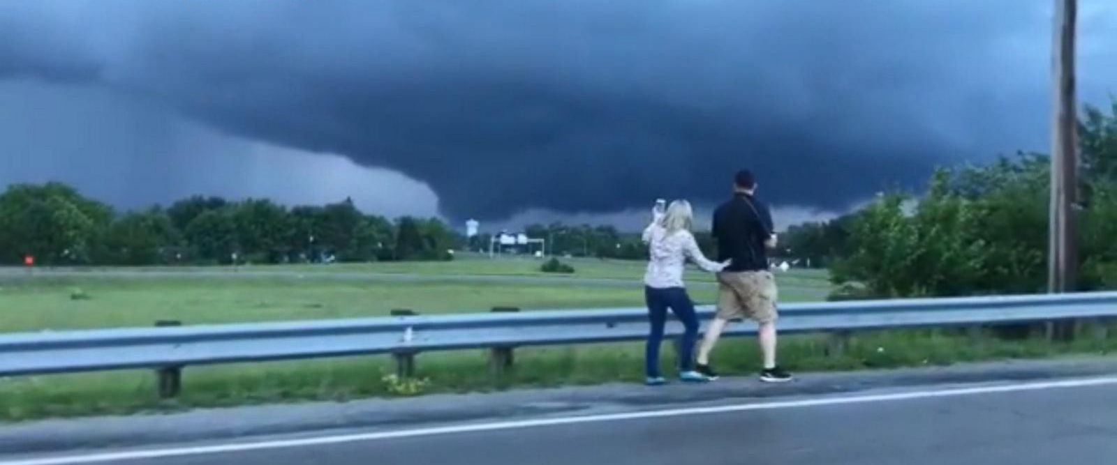 VIDEO: Severe weather around the country heading into Memorial Day weekend