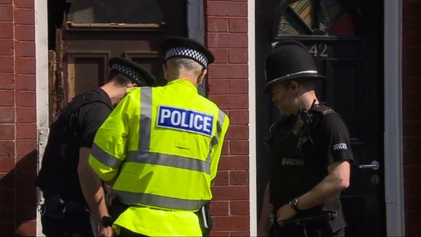 VIDEO: Officials hunt for possible accomplices in Manchester suicide bombing