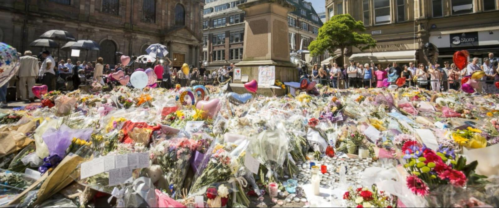 VIDEO: Ariana Grande vows to perform again in Manchester after devastating suicide bombing