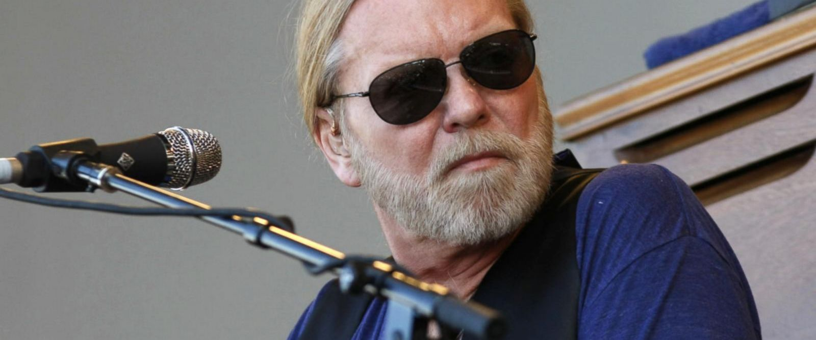 VIDEO: Rock icon Gregg Allman dies at age 69