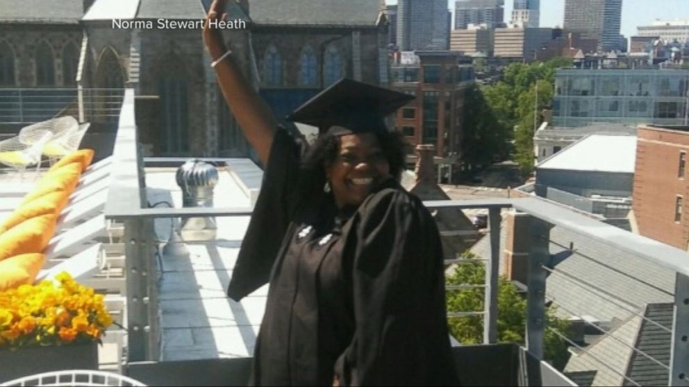 VIDEO: From rock bottom to Ivy Leaguer