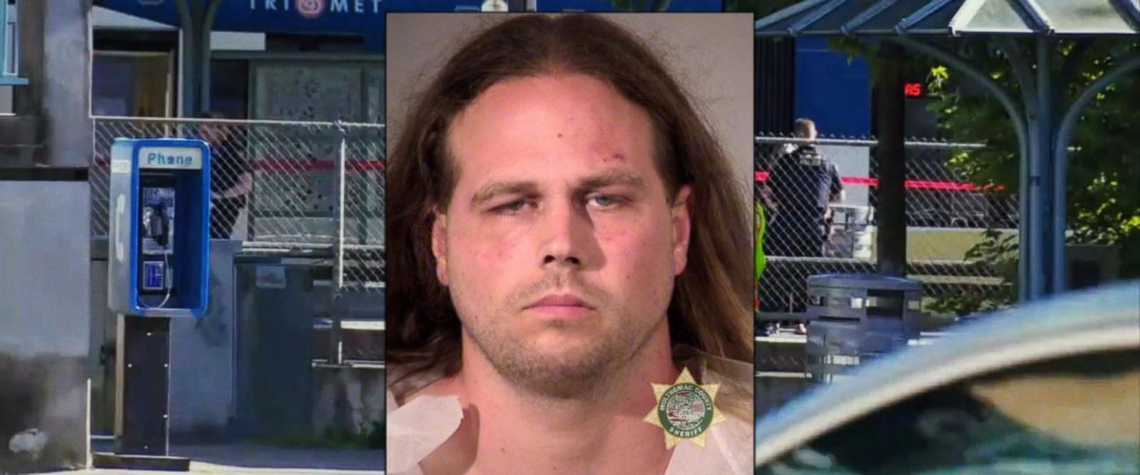 VIDEO: Portland train stabbing suspect confronted passengers a day before the attack