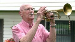 VIDEO: World News 05/29/17: Veteran Has Played Taps on His Trumpet Every Memorial Day Since 1956