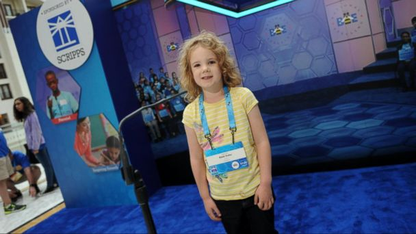 VIDEO: 6-year-old gears up to compete in national spelling bee contest