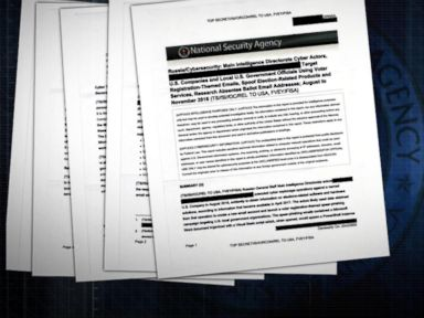WATCH:  World News 06/06/17:  Government Contractor Under Arrest for Allegedly Leaking Top-Secret NSA Memo to the Press