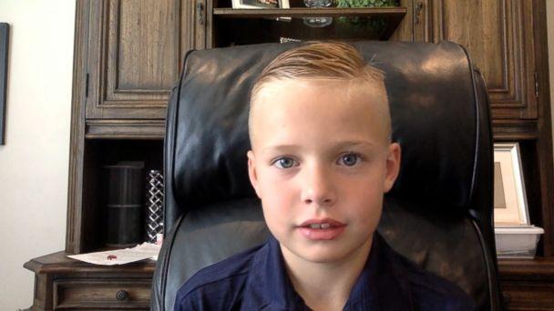 VIDEO: 7-year-old displays true American patriotism