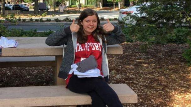 VIDEO: High school valedictorian's triumphant story