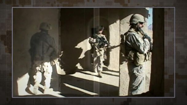 VIDEO: American soldiers come under attack by an Afghan soldier