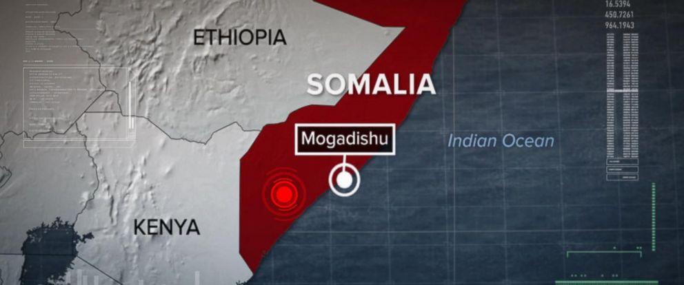 VIDEO: US airstrikes target al-Shabab militants in Somalia
