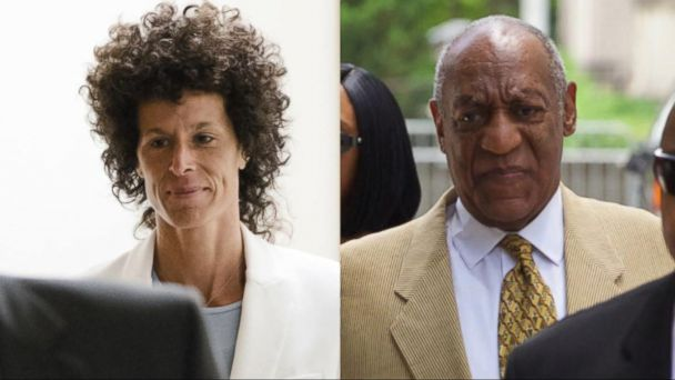 VIDEO: Bill Cosby jury deadlocked as tempers flare outside the courthouse