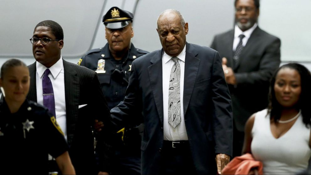 VIDEO: Judge declares mistrial in Bill Cosby sexual assault case