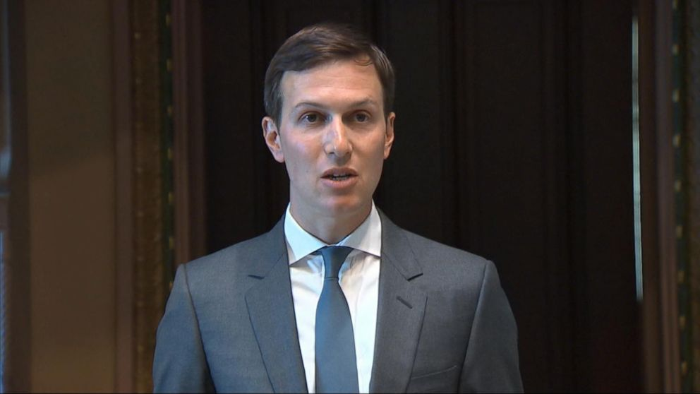 VIDEO: Jared Kushner addresses Russia investigation