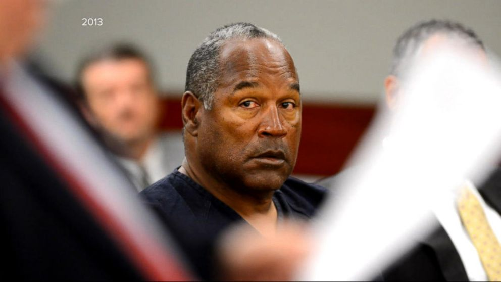 VIDEO: OJ Simpson's parole hearing scheduled for July 20