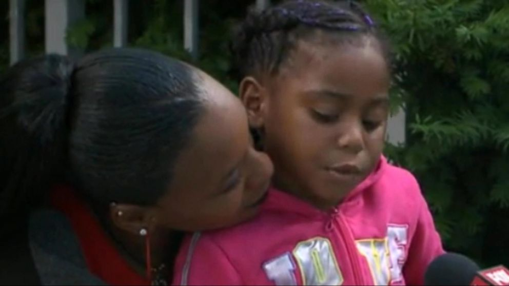 VIDEO: 4-year-old girl makes life-saving 911 call