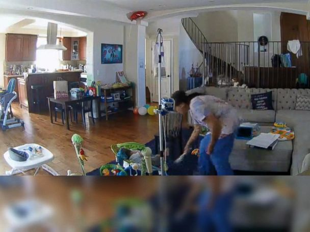 WATCH:  Video shows nurse allegedly abusing 2-year-old with special needs