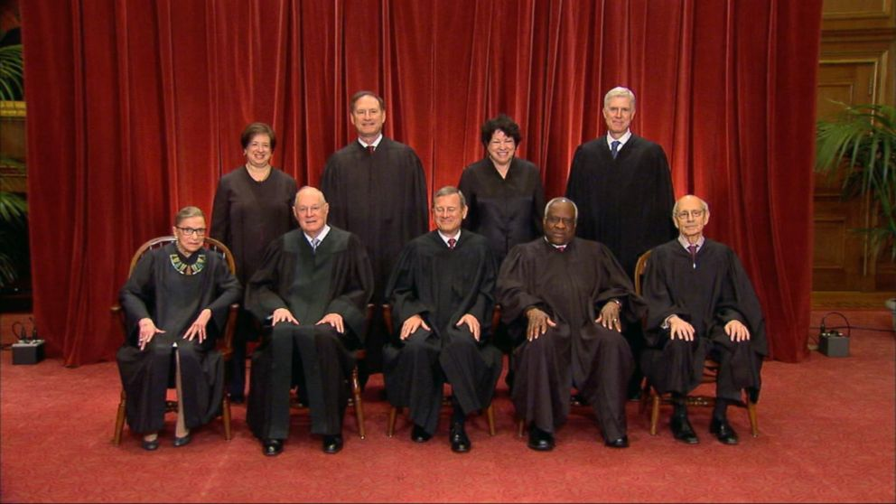 VIDEO: Possible Supreme Court showdown ahead