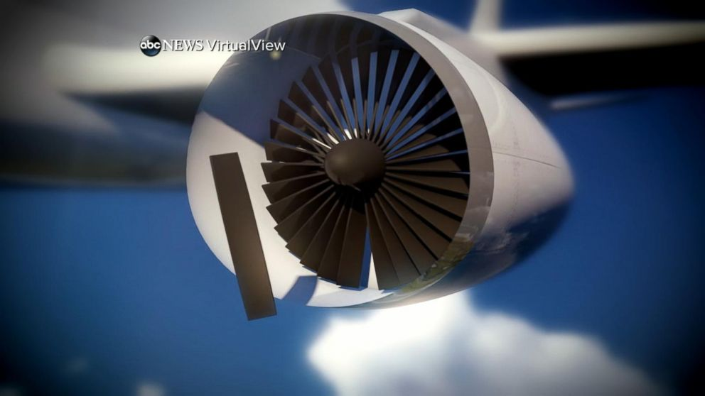 VIDEO: Engine-maker Rolls Royce suggests fan blade broke on Air Asia A330