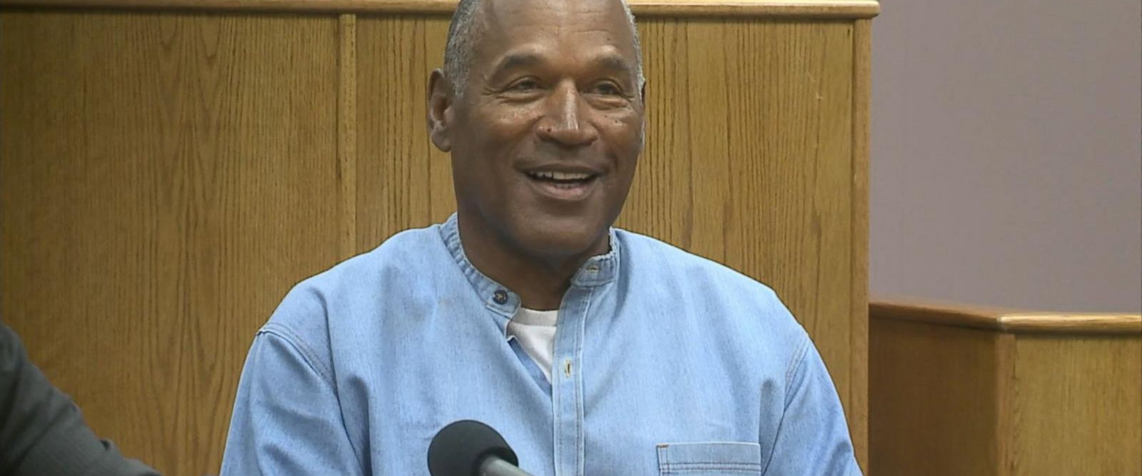 VIDEO: Unanimous vote to grant OJ Simpson parole